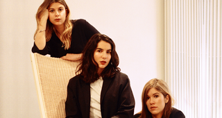 Selection: Anna Philippou, Marie Prosperi and Victoire Guerlay @Studio AMV