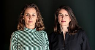 Delphine Versace et Virginie Friedmann
